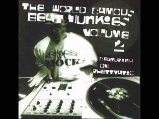 The World Famous Beat Junkies - Vol. 2 - DJ Rhettmatic - 1998 [FULL]