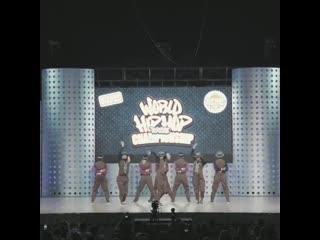Российская команда Banda ILL заняла первое место на World Hip Hop Dance Championship