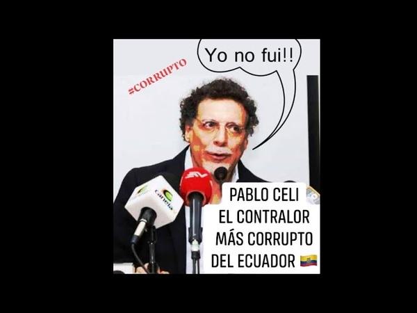 JUICIO POLÍTICO PARA EL CONTRALOR CELI