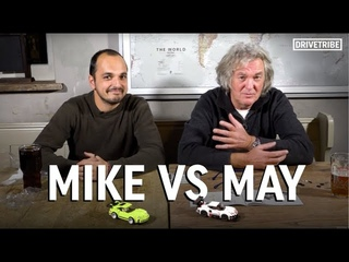James May and Mike race to build Lego 911s – 45 min Q&A