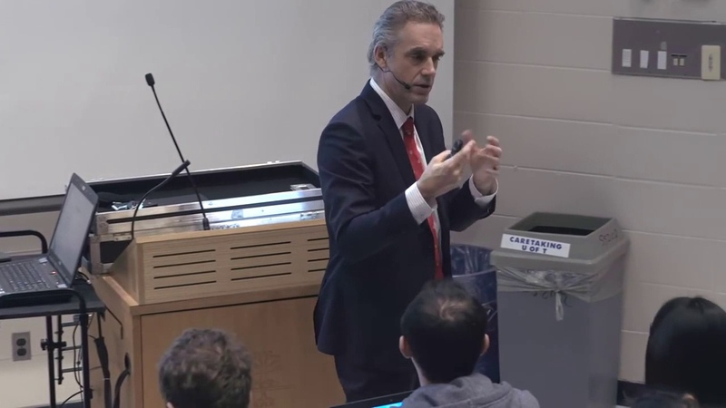 Personalities of Compatible and Incompatible People Jordan B Peterson