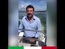 Salvini Voler bene all'ambiente significa anche mangiare italiano 27 09 19