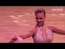 Vladislav Untu - Polina Baryshnikova MDA, Tango   WDSF European Championship Youth Standard