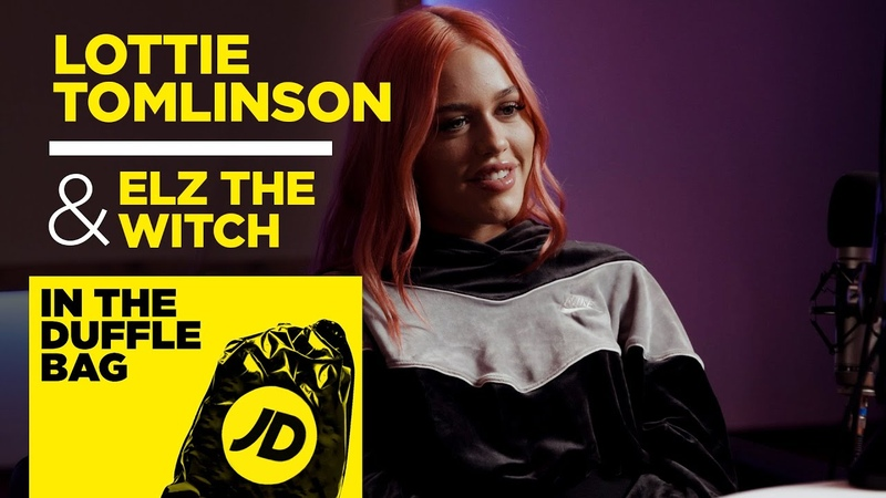 I Hardly Get Any Trolling Online Lottie Tomlinson Elz The Witch JD In The Duffle Bag