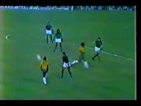 Amistoso de Despedida de Garrincha 1973 Brasil x Combinado Estrangeiro