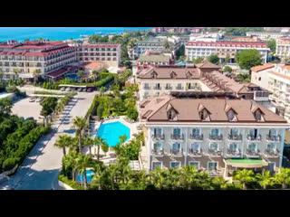 L'oceanica beach resort, 5⭐⭐⭐⭐⭐, кемер, турция🇹🇷