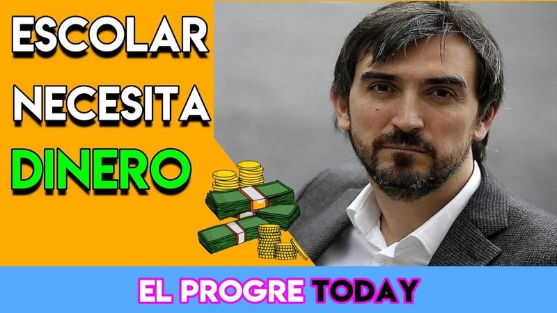 Ignacio Escolar necesita dinero para que su panfleto sobreviva... Hacemos una colecta
