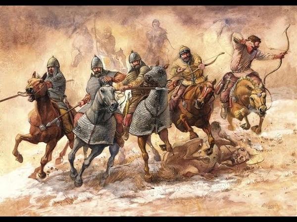 СКИФИЯ -ЦАРСТВО КУРГАНОВ -Scythia - The Kurgan Kingdom