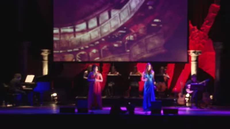 NieR automata Music Concert May 2017 - A Beautiful Song