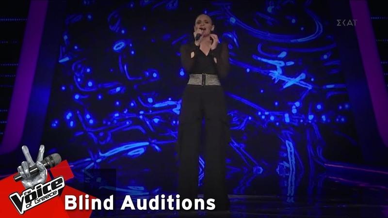 Νικόλ Νικολαΐδου - You Oughta Know | 6o Blind Audition | The Voice of Greece