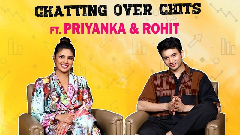 Priyanka Chopra Jonas And Rohit Saraf Chat over Chits | Dating Advice, Dance Move More