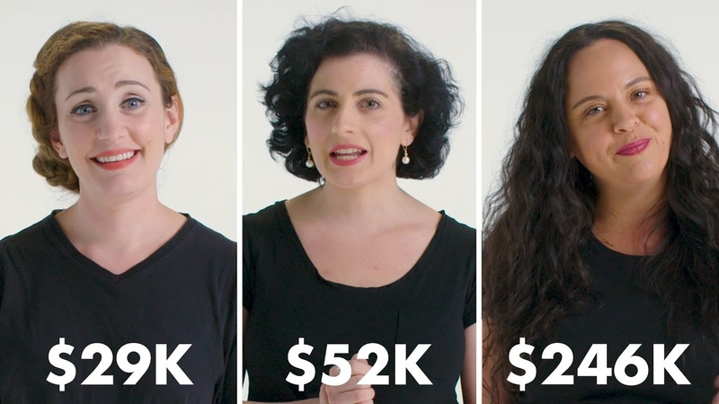 Women with Different Salaries on Their Biggest Money Anxiety | Glamour vk.comtopnotchenglish