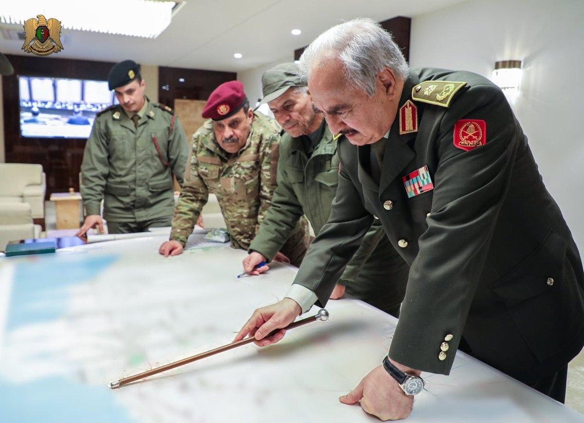 Война в Ливии:итоги 2019 года, изображение №14