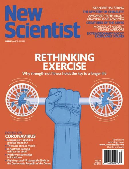 New Scientist - 04.18.2020
