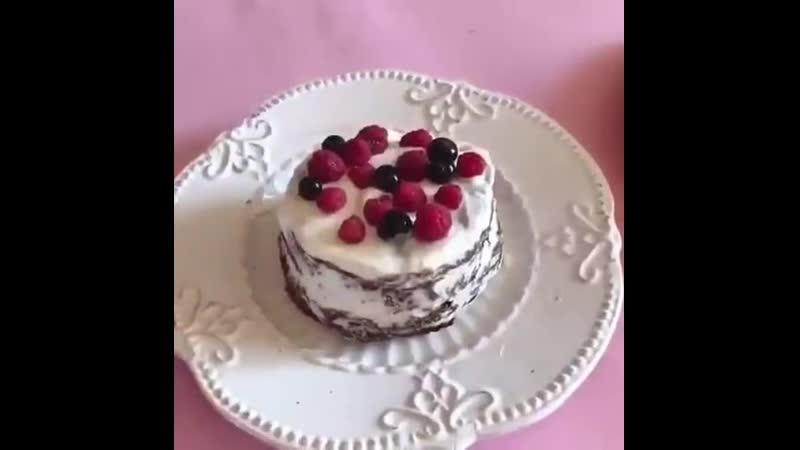 Zerofat - ПП-пирожное
