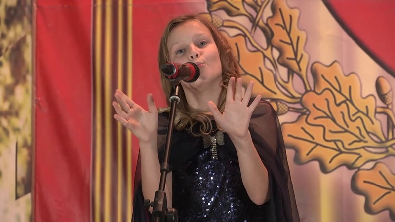 Калугина Софья Hymne à Lamour (Edith Piaf) - Гран-При IV Конкурса-кастинга