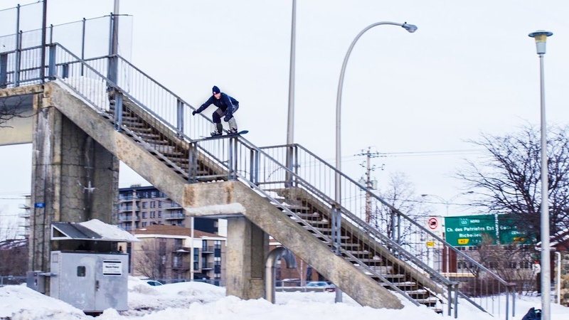 Craig McMorris X Games Real Snow 2019 RAW