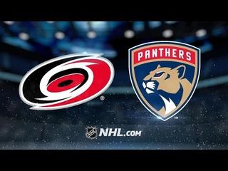 Carolina Hurricanes vs Florida Panthers   , 2021   Game Highlights   NHL 2021   Обзор матча