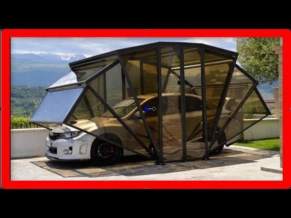 Самоделки, Изобретения , уникальные гаражи / GARAGES Compilation , Amazing Homemade Inventions