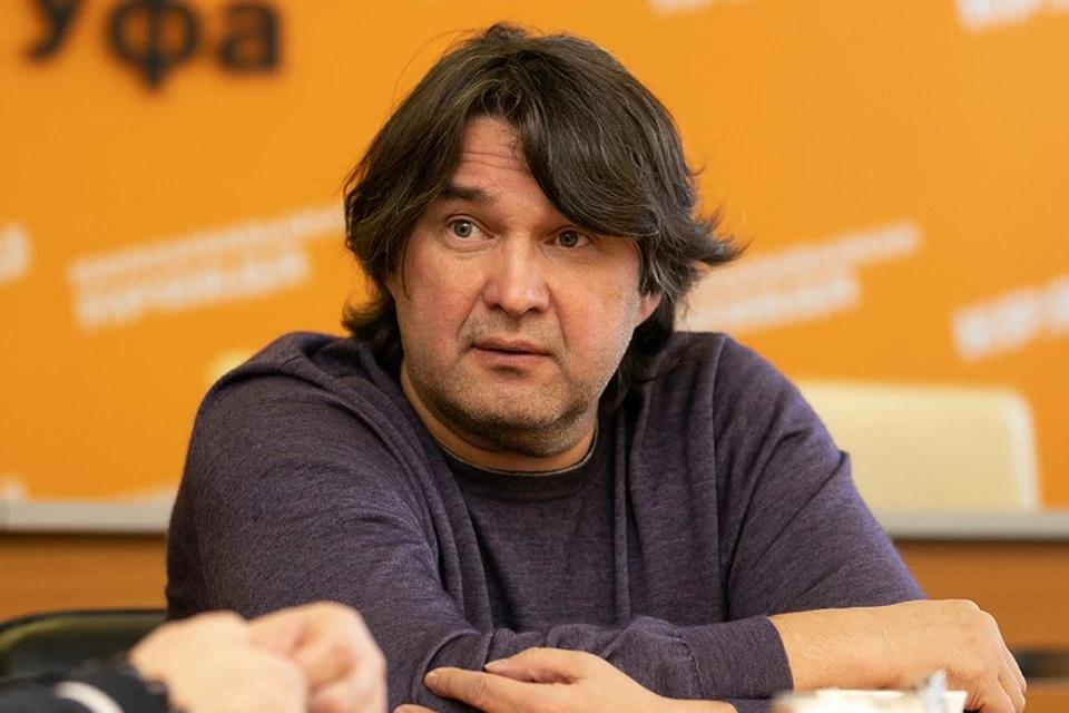 Шамиль Газизов. Генеральный директор Спартака