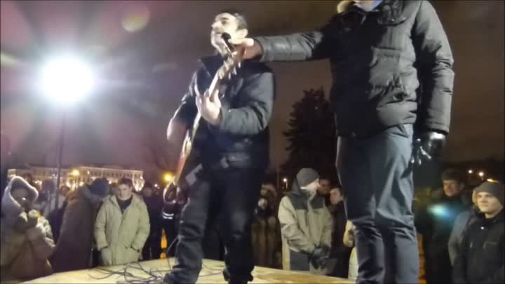 15.1.15. Михаил Новицкий. Путин хелло!