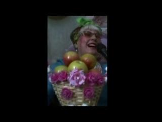 """""""Яблочный Спас"""". Исполняет Жанна Литвиненко, солистка фольклорной группы """"Вечерница"""""""