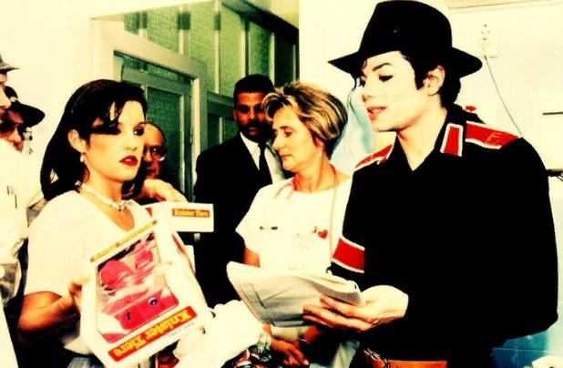 Дамы сердца Майкла Джексона. Лиза Мария Пресли. Часть 2., изображение №3