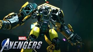 Avengers Прохождение #4 ⇆ БАГУЧИЙ ПОДБОР