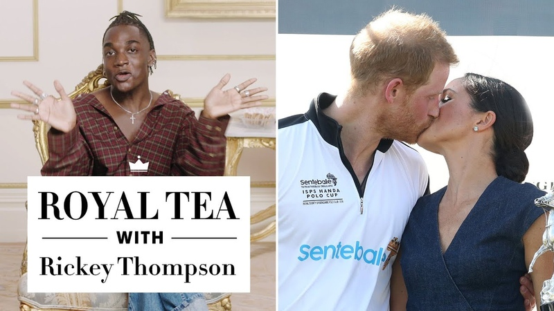 The Shocking Rules Royals Are Required to Follow With Rickey Thompson Royal Tea Harper's BAZAAR