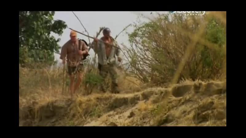 Выжить вместе 29 серия.Замбия