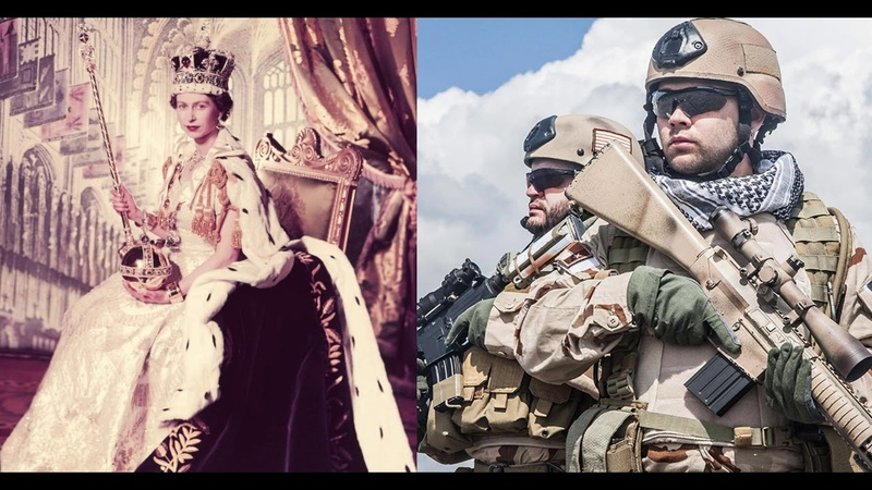 Queen Elizabeth II reads the Navy Seals Copypasta (Speech Synthesis)