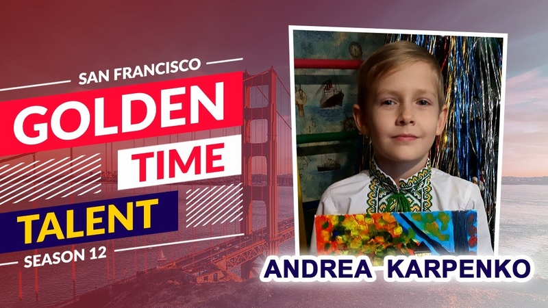 Golden Time Distant Festival | Season 12 | Andrea Karpenko | GTSF- 0901-0286