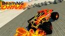 Satisfying Car Crashes Beamng Drive 2 Car Shredding Experiment