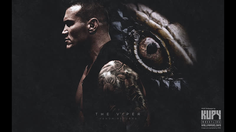 Randy Orton custom titantron Burn In My Light