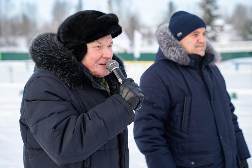 Лыжня России 2020: спортивная Ухта не боится морозов, изображение №3