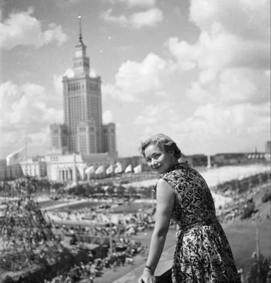 Дворец культуры и науки  здание в Варшаве, являющееся самым высоким в Польше.