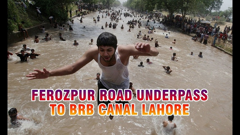 Ferozpur Road Underpass to BRB Canal Lahore