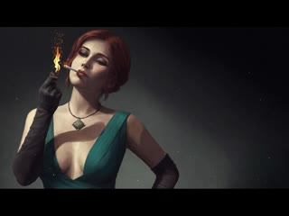The Witcher - Triss Vintage