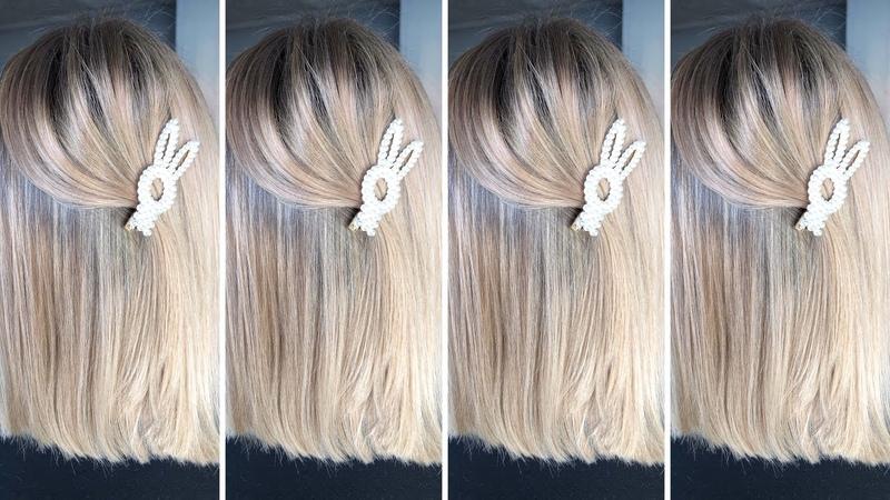 Чудо расческа для вуального мелирования veil hair