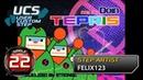 [PUMP IT UP XX UCS 2019] Tepris S22 | UCS by FELIX123 ✔