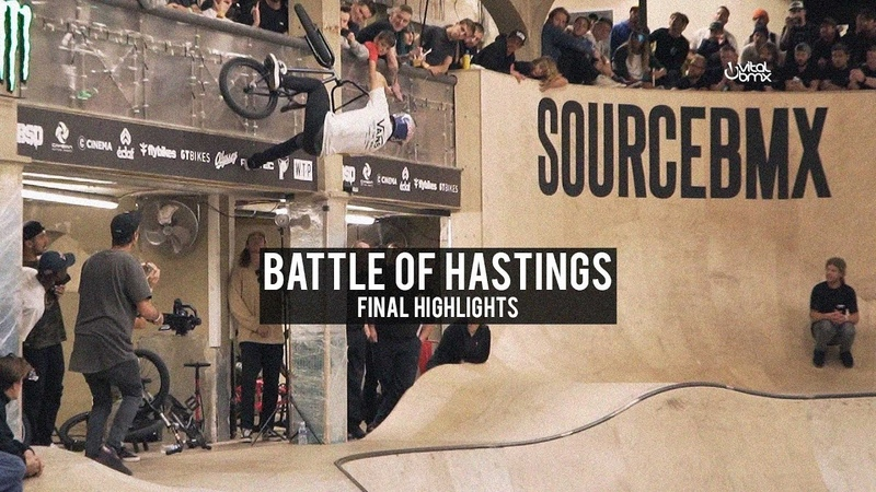 FINAL HIGHLIGHTS - Battle of Hastings 2019 insidebmx