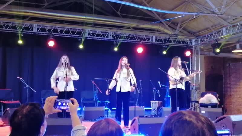 Trio Mandili Фестиваль Грузии 16 11 19