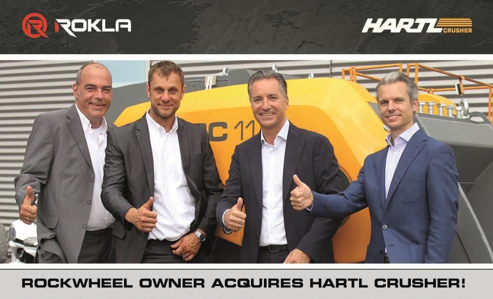 Компания Rokla GmbH купила Hartl Engineering & Marketing