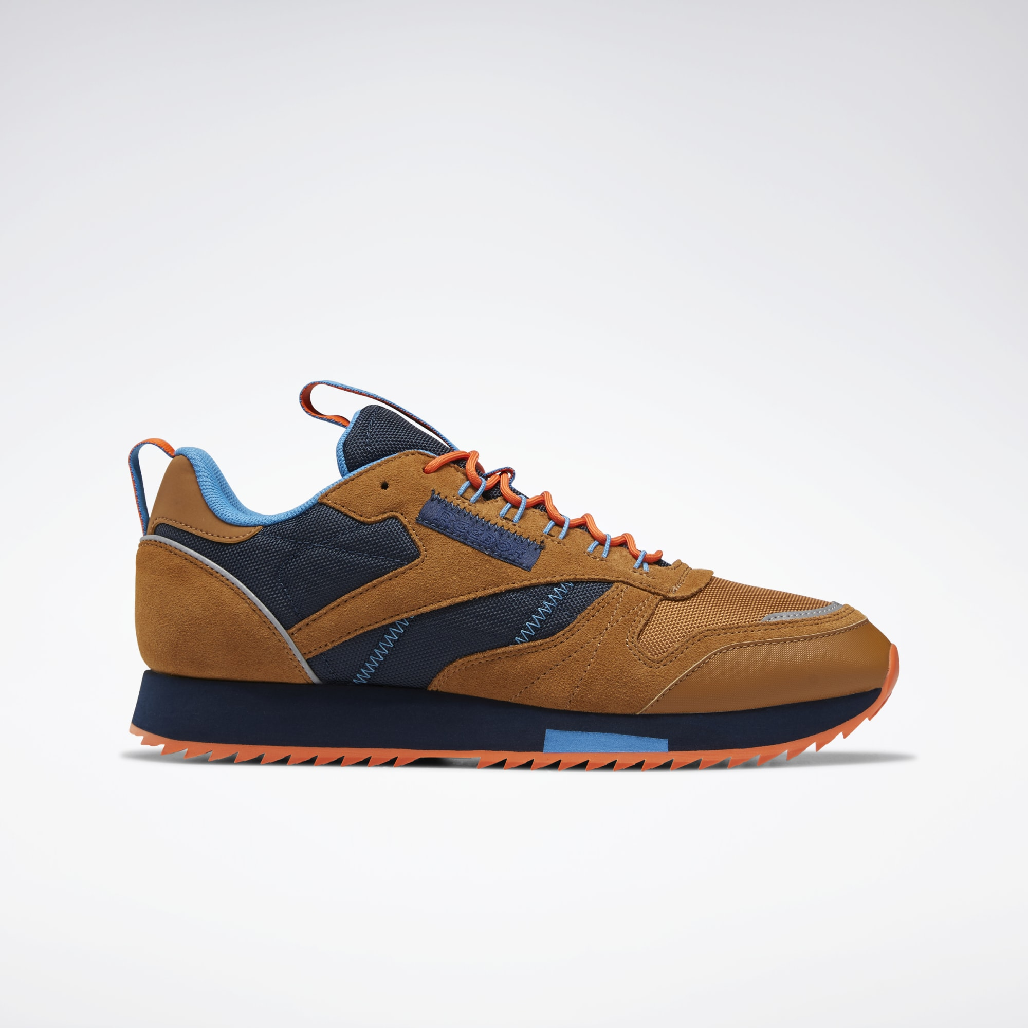 Кроссовки Reebok Classic Leather Ripple Trail