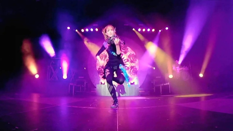 Lindsey Stirling - Electric Daisy Violin [Live]