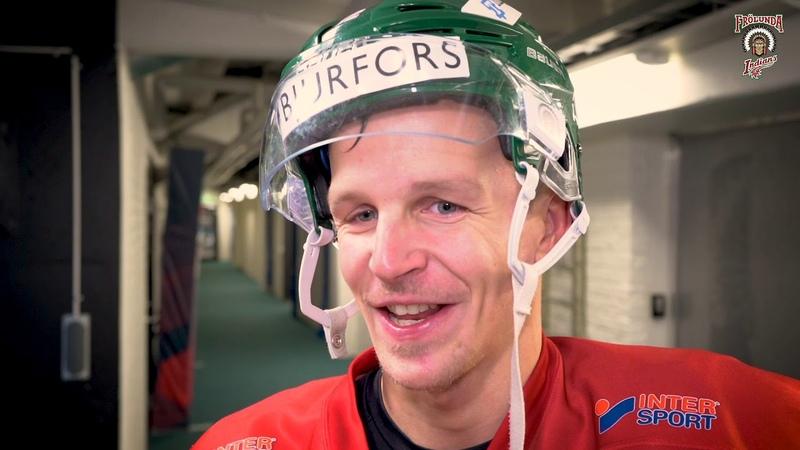 Max Friberg klar för spel med Tre Kronor