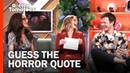 The 'Ready or Not' Cast Plays 'Guess the Movie Quote'   Rotten Tomatoes