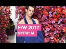 Palomo Spain Fall / Winter 2017 Men's Runway Show | Global Fashion News Exclusive