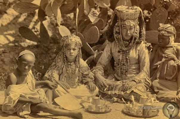 Алжир в начале ХХ века.