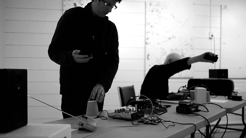 Jamie Drouin Lance Austin Olsen - Sounds in a Room 12
